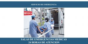 Clínica INCA - Servicio de Emergencia