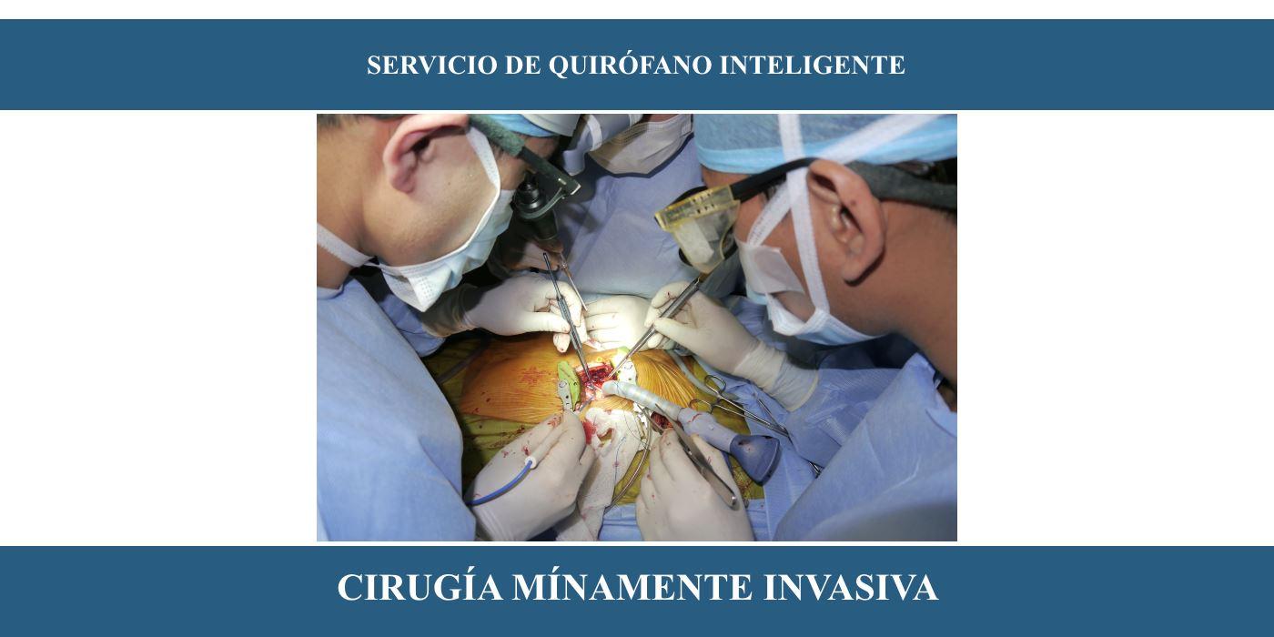 Clínica INCA - Cirugía Mínimamente Invasiva
