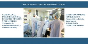 Clínica INCA - Cardiología Intervencionista