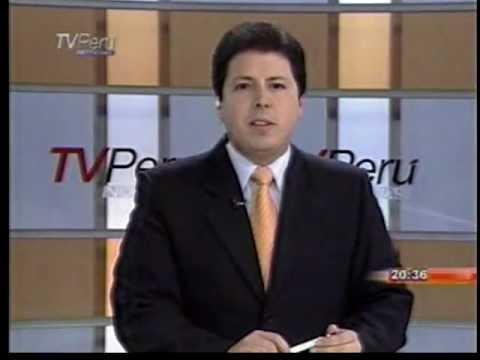 Clinica del INCA - TV Perú 31/05/2010 - Trasplante Cardiaco en el INCA