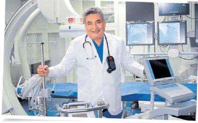 ENTREVISTA AL DR. WALTER MOGROVEJO EN DIARIO EL COMERCIO