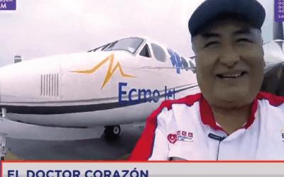 REPORTAJE DE CLINCIA DEL INCA EN PUNTO FINAL